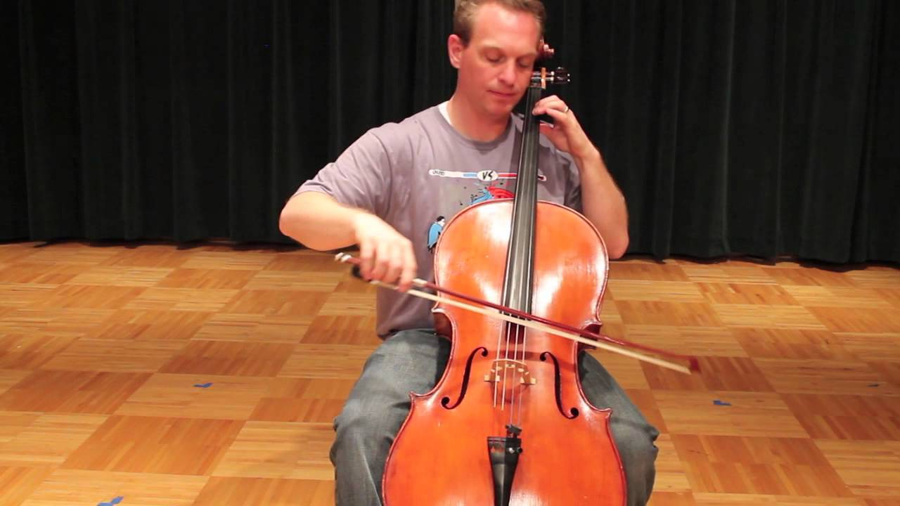 Cello Instruction w/ Kayson Brown: #9 – Twinkle Twinkle Little Star, Suzuki Book 1, 4 var & theme