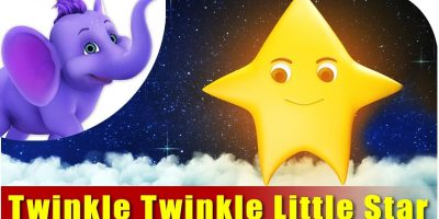 Twinkle Twinkle Little Star Nursery Rhyme in 4K | Marathi Rhymes From APPUSERIES