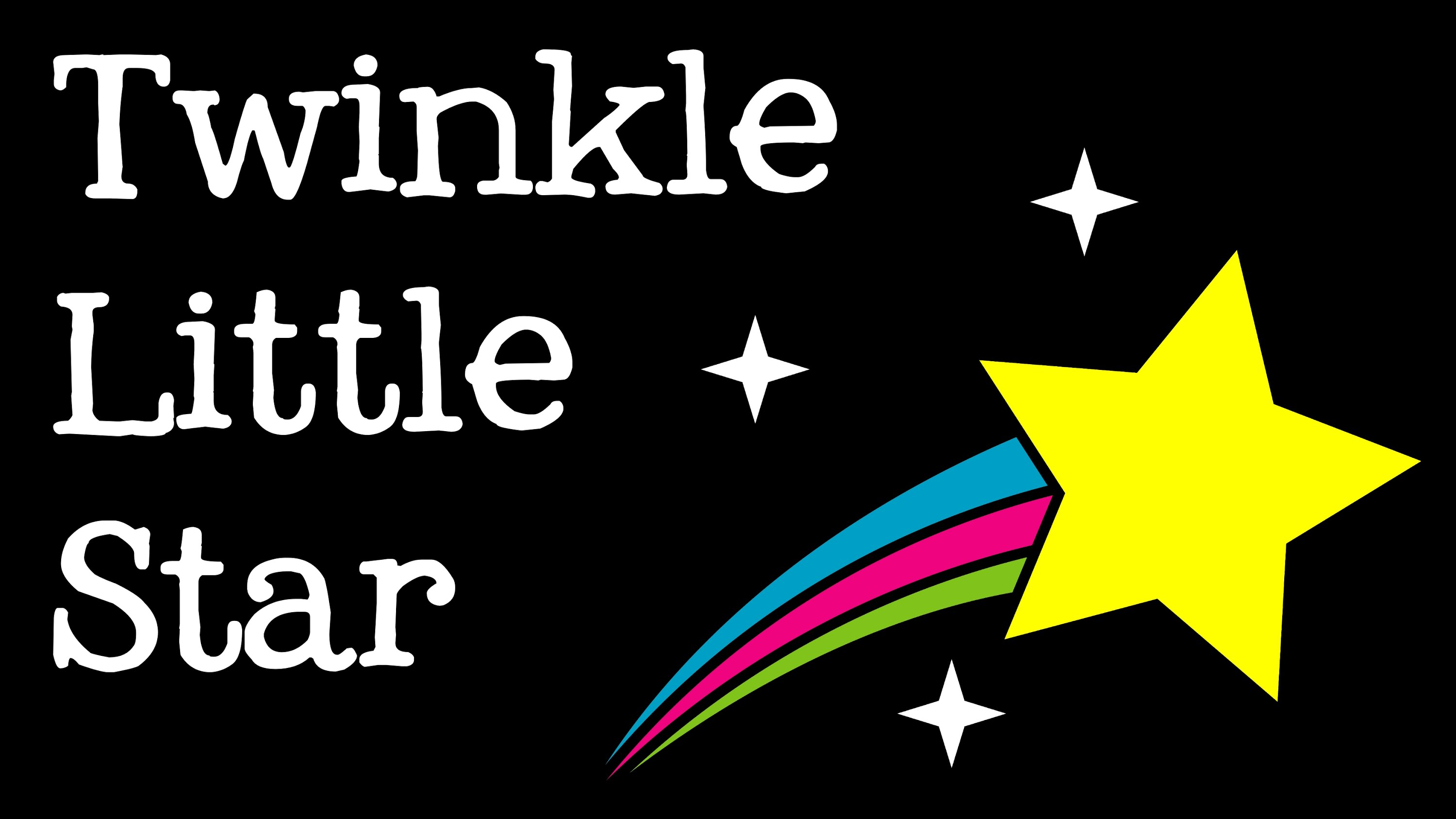 Twinkle Twinkle, Little Star Music Video for Children – FreeSchool Early Birds