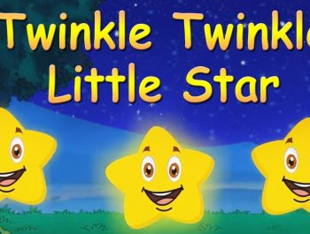 Twinkle Twinkle Little Star I Nursery Rhymes I Kids I Cartoon I Animation