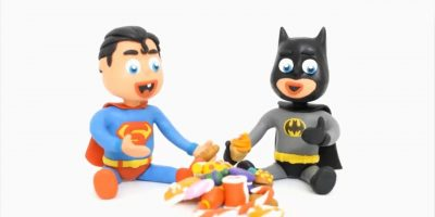 TWINKLE TWINKLE LITTLE STAR ? Baby Candies ? Play Doh Cartoons For Kids Stop Motion Animations