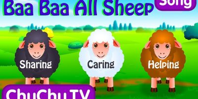 Baa Baa Black Sheep – The Joy of Sharing!