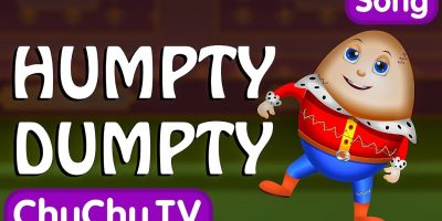 Humpty Dumpty Nursery Rhyme –  Learn From Your Mistakes!