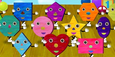 Shapes Song – 31 Kids Songs and Videos