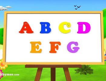 ABC Song | ABCD Alphabet Songs | ABC Songs for Children – 3D ABC Nursery Rhymes