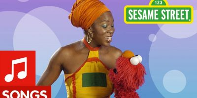 Sesame Street: The Alphabet With Elmo and India Arie