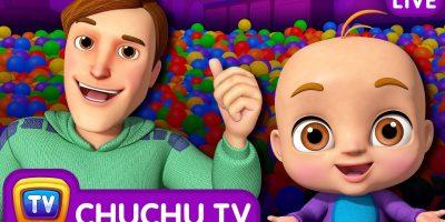 Johny Johny Yes Papa 3D Nursery Rhymes & Songs For Babies – Live Stream