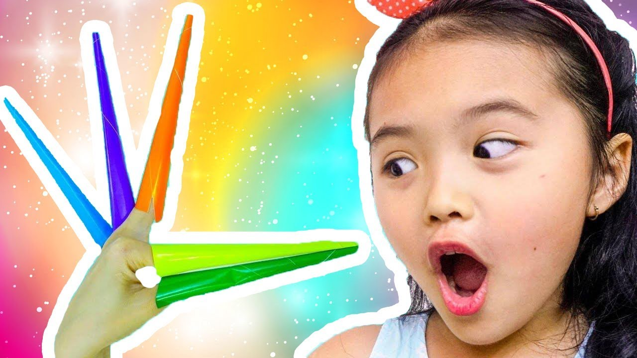 LorBong TV | Pretend Play Johny Johny Yes Papa Nursery Rhymes Song for Kids