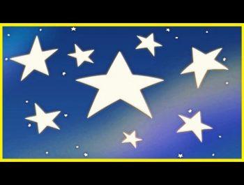 Twinkle Twinkle Little Star | Nursery Rhyme For Children | Rhyme4Kids