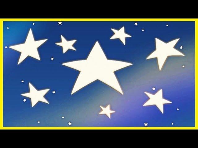 Twinkle Twinkle Little Star | Nursery Rhyme For Children | Rhyme4Kids