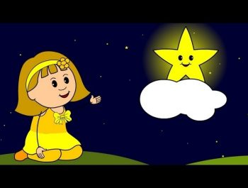Twinkle Twinkle Little Star | Nursery Rhymes | Lullabies for Kids by KidsCamp