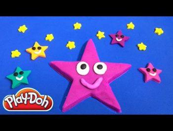 Twinkle Twinkle Little Star Play Doh song Estrellita dónde estás by Lababymusica