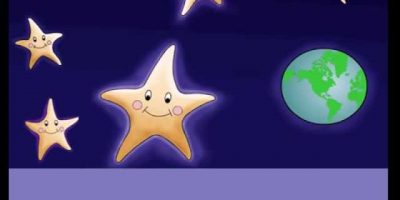 Twinkle Twinkle little star (English) Lullaby 2 of 7