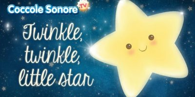 Twinkle Twinkle Little Star – Canzoni per bambini di Coccole Sonore