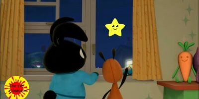 BING AND THE STAR Bing Bunny Twinkle Twinkle Little Star song