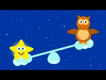 Twinkle Twinkle Little Star – Nursery Rhymes for Children