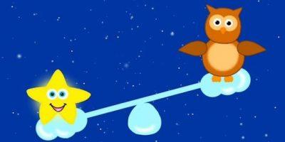 Twinkle Twinkle Little Star – Nursery Rhymes for Children