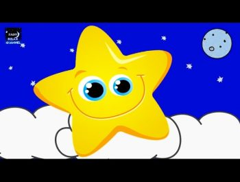 Twinkle Twinkle Little Star – Nursery Rhymes for Children by Baby Relax Channel