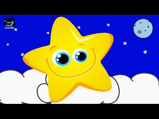Twinkle Twinkle Little Star – Nursery Rhymes for Children by Baby Relax Channel