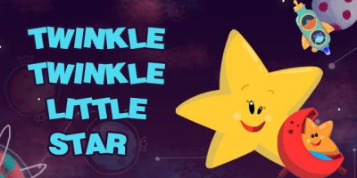 Twinkle Twinkle Little Star – Nursery Rhymes Songs for Children | Star Rhymes | Rajshri Kids