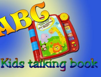 ABC Talking Book   ABC Song for Kids   ABC Song   Alphabet for Kids   ABC Song for Children
