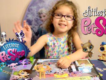 Littlest Pet Shop – Зоомагазинчик обзор игрушки