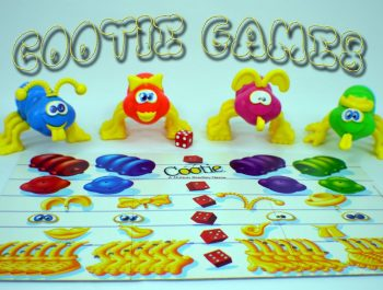 Cootie Little Caterpillars  Веселые гусеницы Bambuc TV