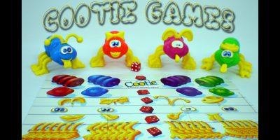 Cootie Little Caterpillars  Веселые гусеницы Bambuc TV