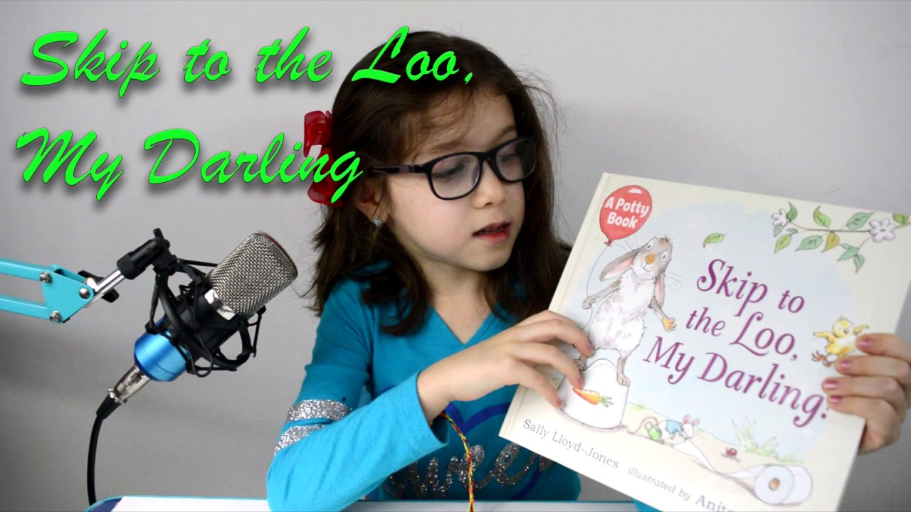 Bedtime stories – Skip to the Loo My Darling.