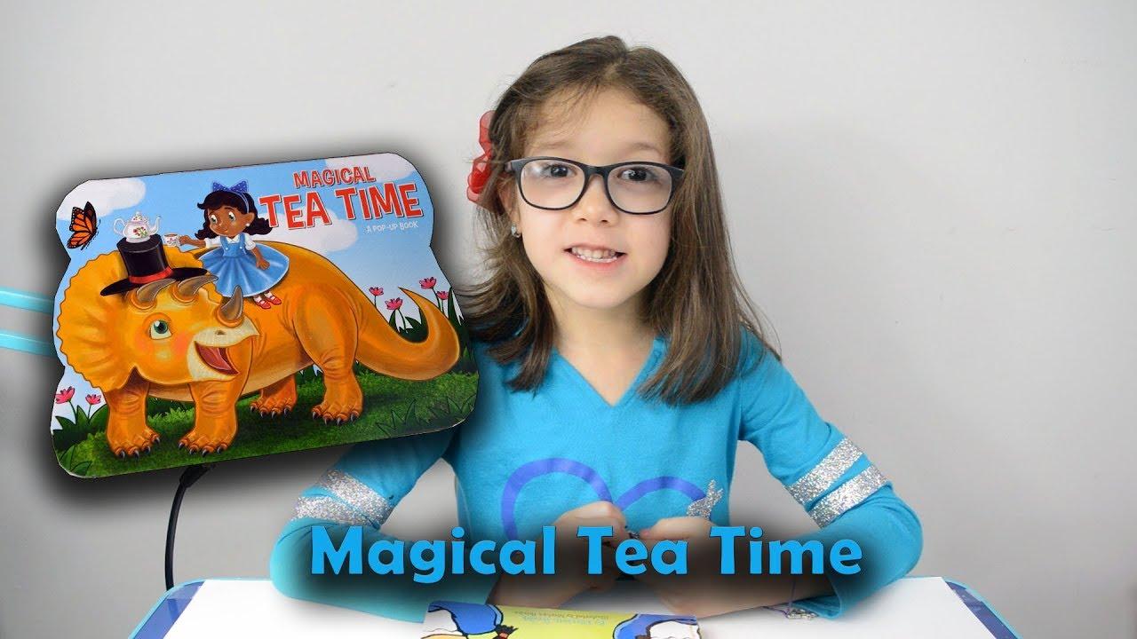 Bedtime Stories – Magical Tea Time