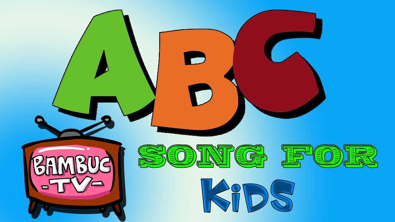 ABC Song for kids, ABC Song for Children, ABC Song with Animals, Английский алфавит