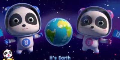 Baby Panda Space Guardians | Astronaut & Space |  Kids Songs collection |  BabyBus