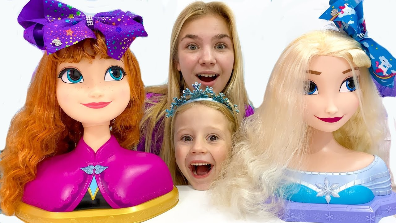Stacy and Maggie – New Toys for Princesses