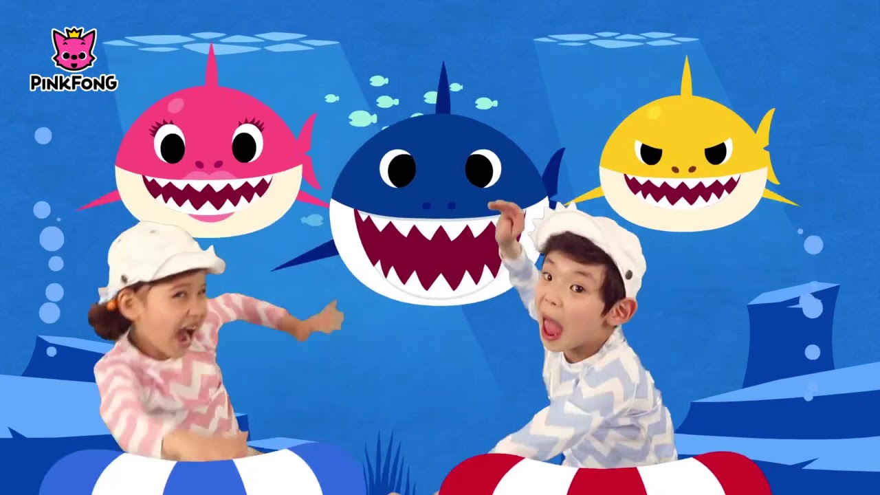 Baby Shark Dance | Sing and Dance |  60 Minutes Non Stop
