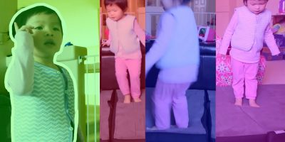 Five Little Monkeys Jumping On The Bed   Sing and Dance Along for kids