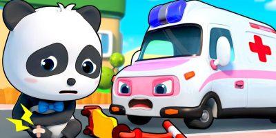 Ambulance Rescue Team | Doctor Cartoon, Fire Truck | Nursery Rhymes | Kids Songs | BabyBus