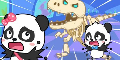 Dinosaurs Come Alive | Dinosaur Cartoon | Dinosaur Museum | Kids Songs | Kids Cartoon | BabyBus