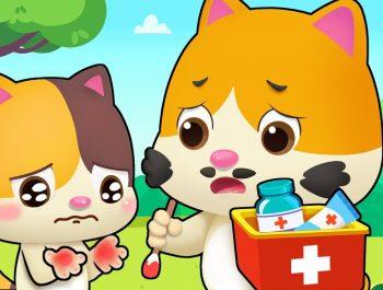 No No I Got A Boo Boo | Doctor Cartoon | Nursery Rhymes | Kids Songs | Kids Cartoon | BabyBus