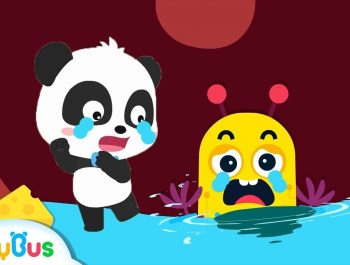 Baby Panda's Amazing Body Adventure   Color Song, Number Counting Song    Learn Body Parts   BabyBus