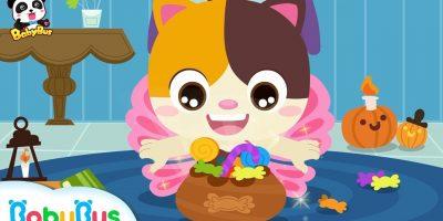 Who Took the Candy | Halloween Songs | Halloween Cartoon | Kids Songs | Nursery Rhymes | BabyBus