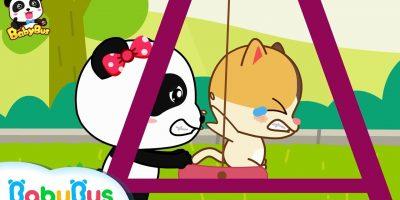 Watch out! Baby Kitten   Play Safe Song   Nursery Rhymes   Kids Songs   Kids Cartoon   BabyBus