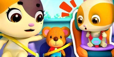 """""""Yes Yes"""" Car Safety Song 