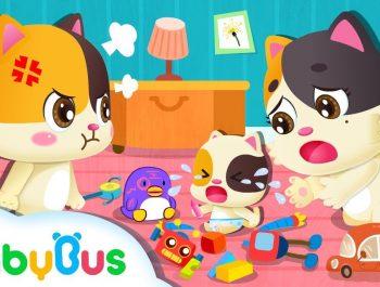 Kitten Mimi Wants Mommy's Love too   Baby Kitten Family   Kitten Song   Song for Kids   BabyBus