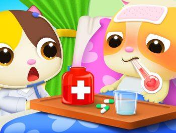 I don't Like Medicine   Doctor Cartoon   Boo Boo Song   Kids Songs   Baby Cartoon   BabyBus