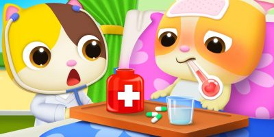I don't Like Medicine | Doctor Cartoon | Boo Boo Song | Kids Songs | Baby Cartoon | BabyBus