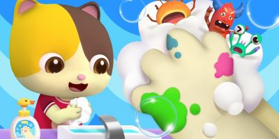 Wash Your Hands Song | Good Habits Song | Nursery Rhymes | Kids Songs | Kids Cartoon | BabyBus