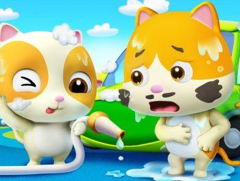 I'm Sorry/Excuse Me Song   Doctor Cartoon, Good Habits Song   Nursery Rhymes   Kids Songs   BabyBus