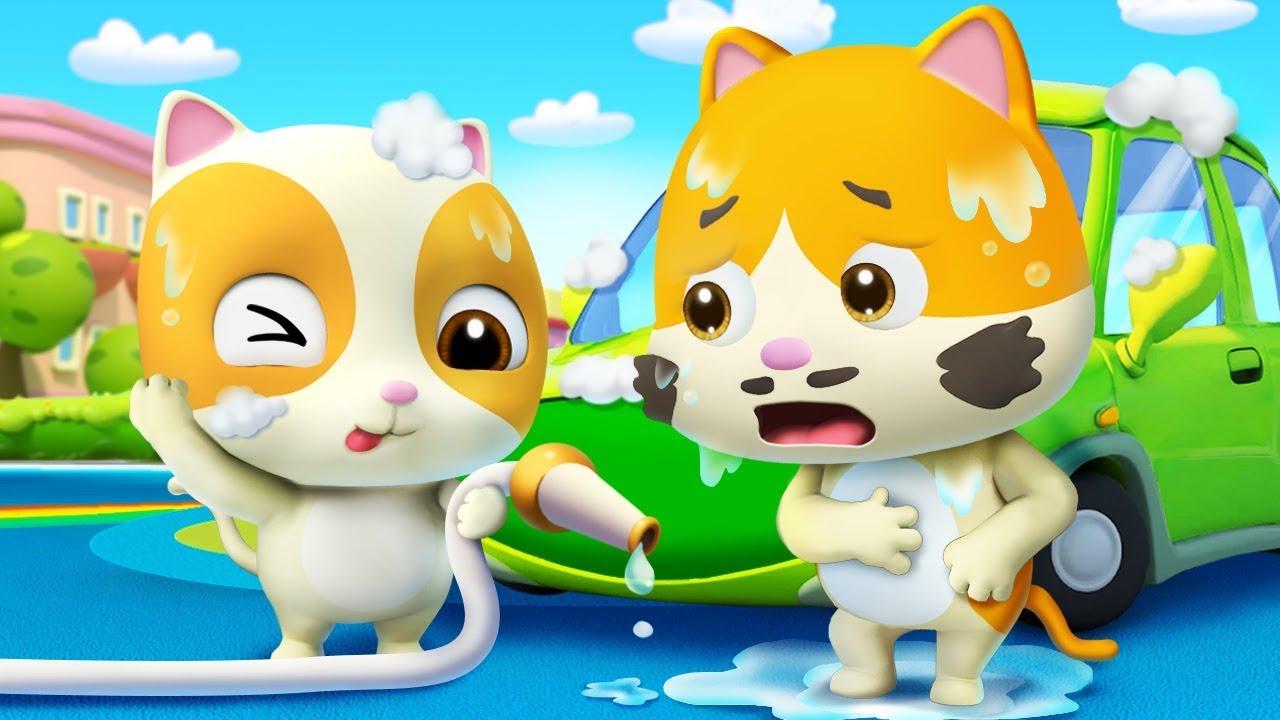 I'm Sorry/Excuse Me Song | Doctor Cartoon, Good Habits Song | Nursery Rhymes | Kids Songs | BabyBus