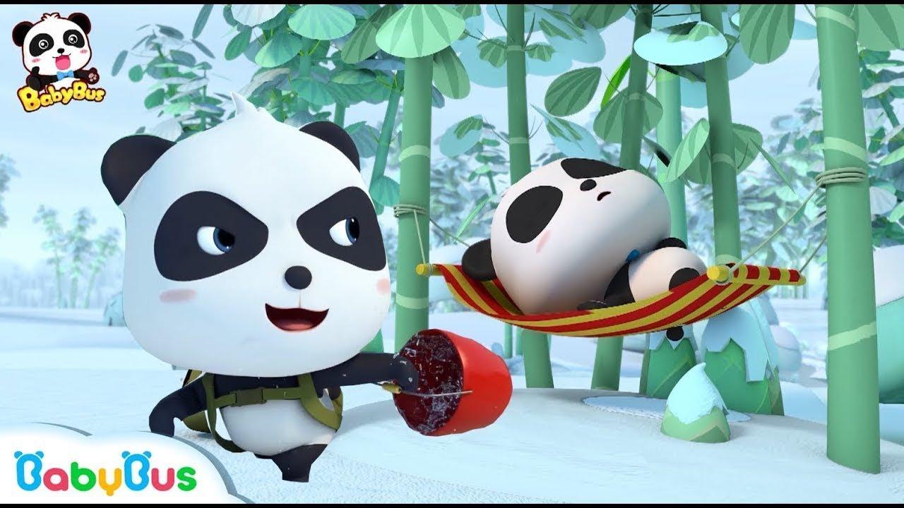 Real Panda and Fake Panda, Who is Real? | Kids Cartoon | Panda Cartoon | Babies Videos | BabyBus