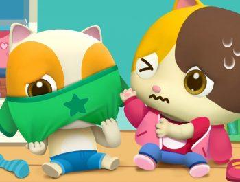 Baby Get Dressed Song   Good Habits Song   Nursery Rhymes   Kids Songs   Kids Cartoon   BabyBus